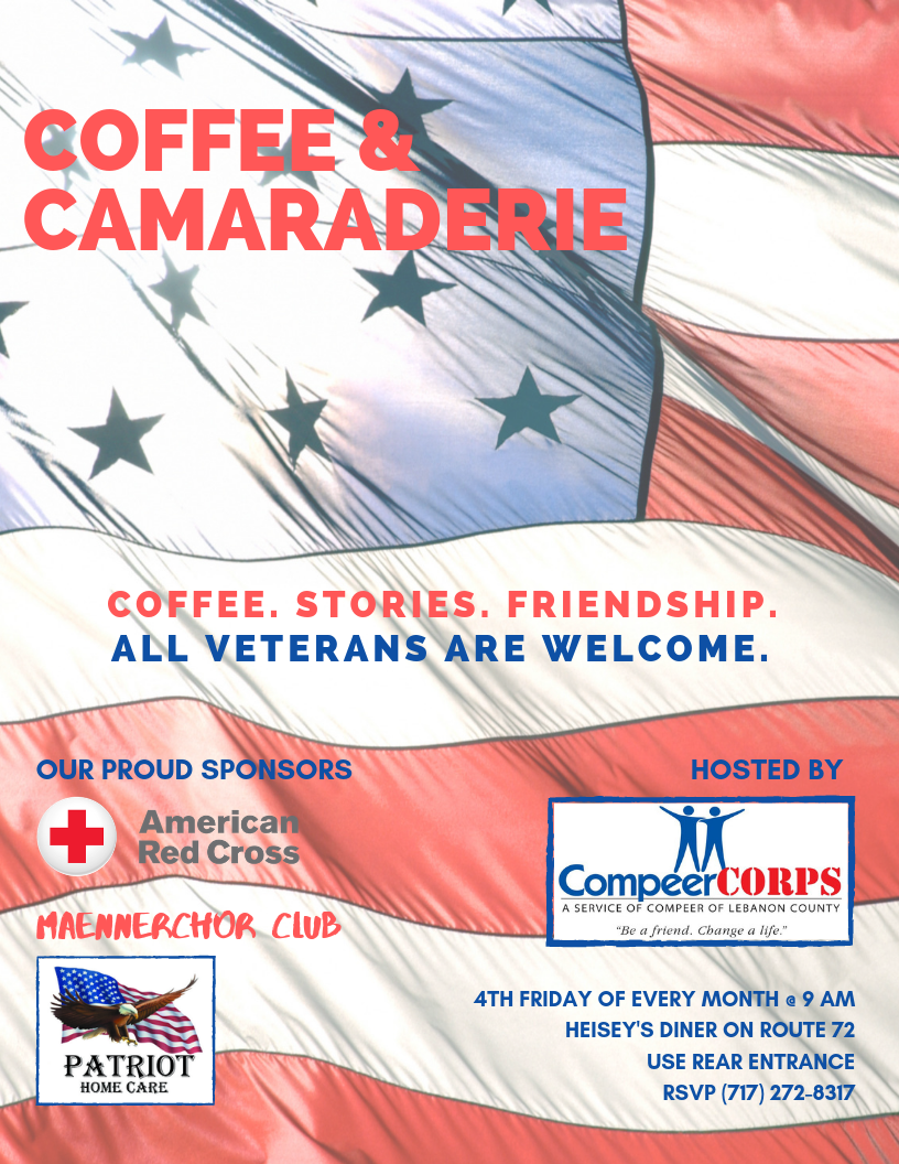 Military Coffee and Camaraderie