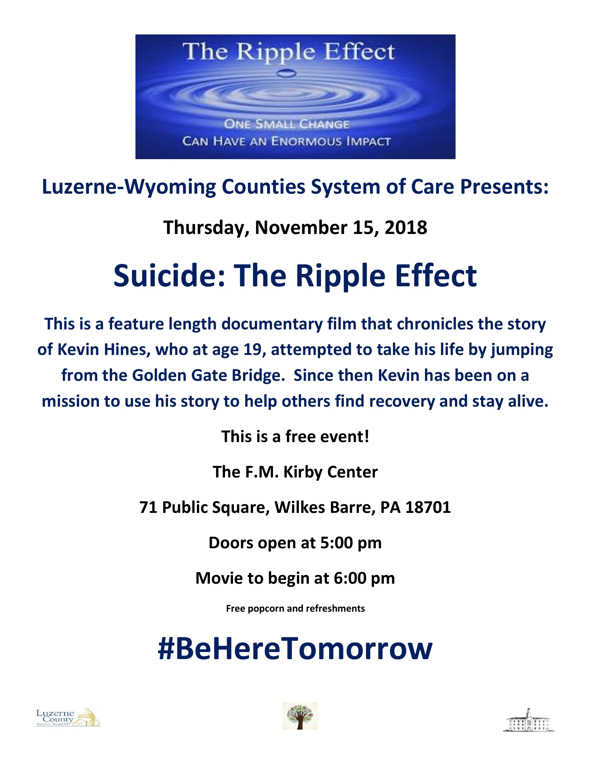 Suicide: The Ripple Effect Movie